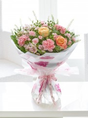 Sweet Pastels Mother's Day Hand-tied